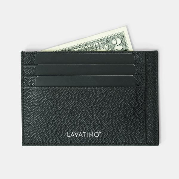 Ví Card HOLDER LAVA CALFSKIN