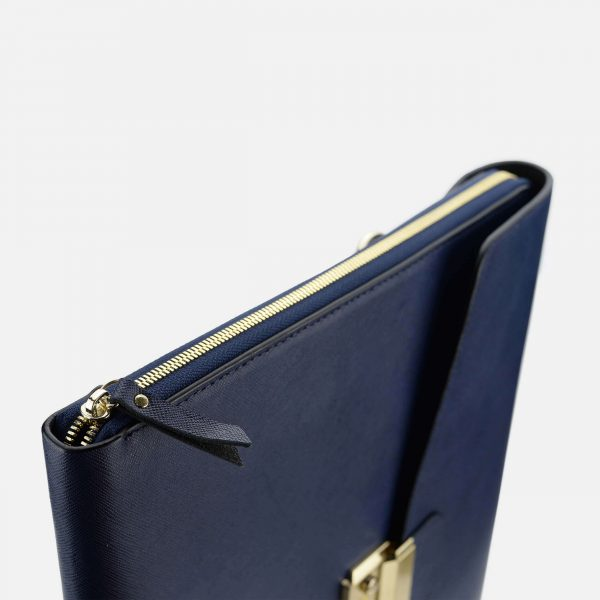 CLUTCH MACBOOK XANH NAVY-5